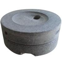 천연 자연석] 기계용 맷돌(160-400)  업소용 맷돌/멧돌/분쇄기/콩국수