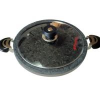 [長水특산 천연곱돌] 전골판(크기선택) 장수곱돌/불판/전골냄비/냄비/돌판