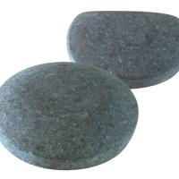 [長水특산 천연곱돌] 원형 찜질기/다용도 찜질기(종류선택)  장수곱돌/돌찜질기/마사지기/맛사지기/찜질팩/손난로/배찜질기