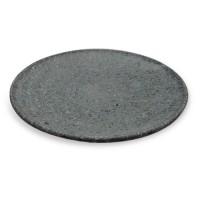 [長水특산 천연곱돌] 회접시 접시형(크기선택) 회사라/초밥접시/장수곱돌