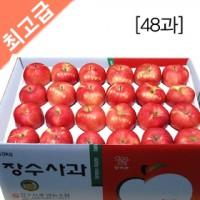 장수사과 10kg(48과) 사과 5kg/사과 10kg/과일선물/햇사과/선물용사과/과수농가직판