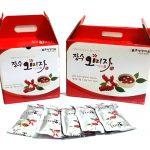 장수 오미자즙(30봉/50봉) 오미자주스/오미자 진액/오미자 액기스