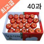 장수사과 부사 10kg(40과) 사과 5kg/사과 10kg/과일선물/햇사과/선물용사과/과수농가직판