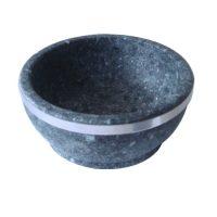 [長水특산 천연곱돌] 알밥그릇(80-160)  장수곱돌/곱돌솥/돌솥/가마솥/뚝배기/누룽지/밥솥/냄비